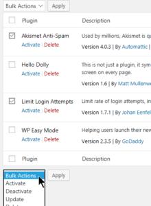Askimet and Limit Login Attempts